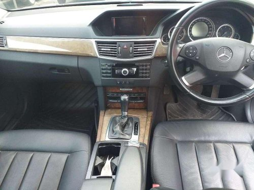 Used Mercedes-Benz E-Class 2011 AT for sale in Kolkata