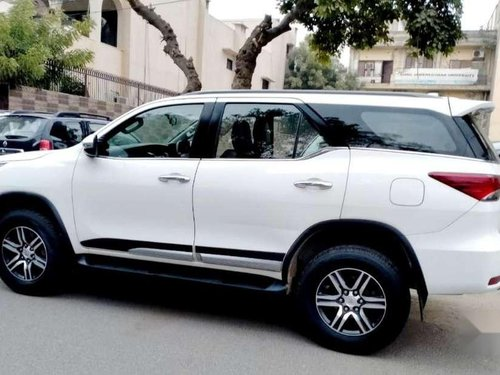 Used Toyota Fortuner 2018 MT for sale in Gurgaon