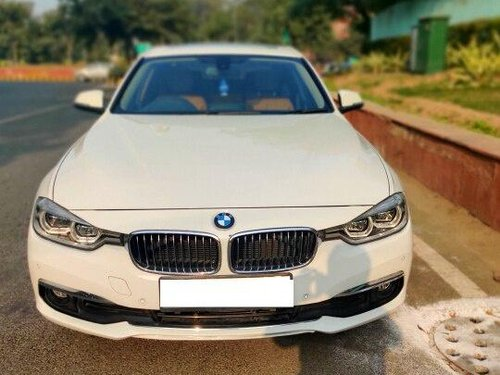 Used 2018 BMW 3 Series 320d Luxury Line AT in New Delhi