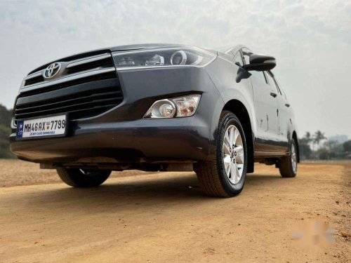 Used 2017 Toyota Innova Crysta MT for sale in Thane