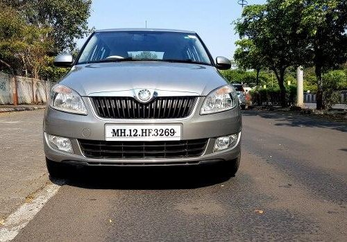 Used Skoda Fabia 2011 MT for sale in Pune