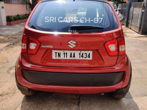 2017 Maruti Suzuki Ignis MT for sale in Chennai