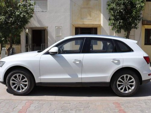 Used 2015 Audi Q5 AT for sale in Ahmedabad