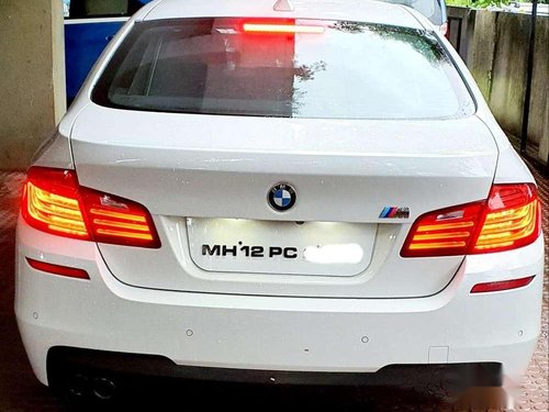 BMW 5 Series 530d M Sport, 2017, AT for sale in Pune
