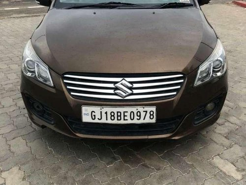 Used Maruti Suzuki Ciaz 2015 MT for sale in Jamnagar -3