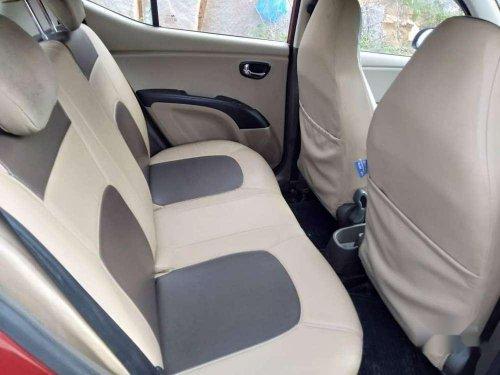 Used Hyundai i10 Sportz 2012 MT for sale in Hyderabad