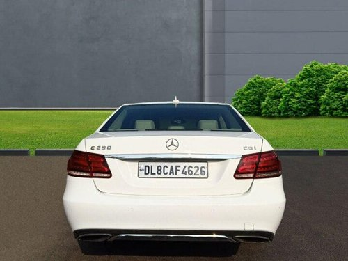 Used Mercedes-Benz E-Class 2014 AT for sale in New Delhi