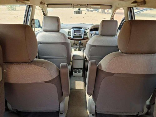 Toyota Innova 2.5 V 7 STR, 2014, MT for sale in Ahmedabad -0