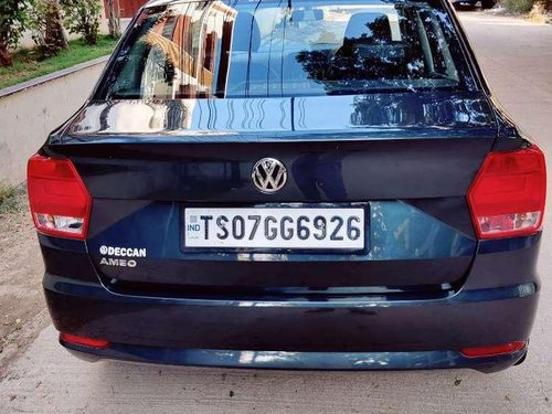 Used 2018 Volkswagen Ameo MT for sale in Hyderabad -0