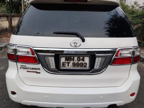 Used 2010 Toyota Fortuner MT for sale in Mumbai -3