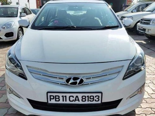 Hyundai Verna 1.6 CRDi SX 2016 MT for sale in Nakodar
