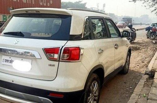 Used Maruti Suzuki Vitara Brezza 2017 MT for sale in Lucknow