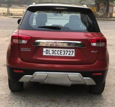 2016 Maruti Suzuki Vitara Brezza ZDi Plus Dual Tone MT in New Delhi