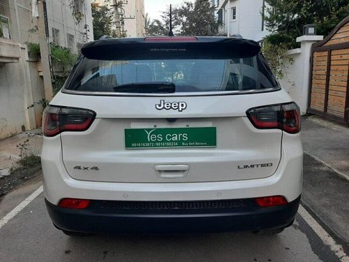 Used Jeep Compass 2018 MT for sale in Bangalore