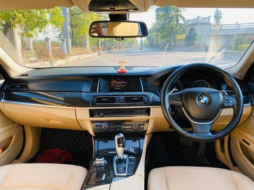 Used BMW 5 Series 2015 AT for sale in Surat