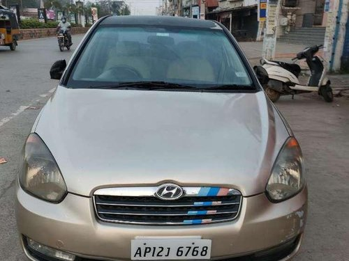 Used 2009 Hyundai Verna MT for sale in Ongole