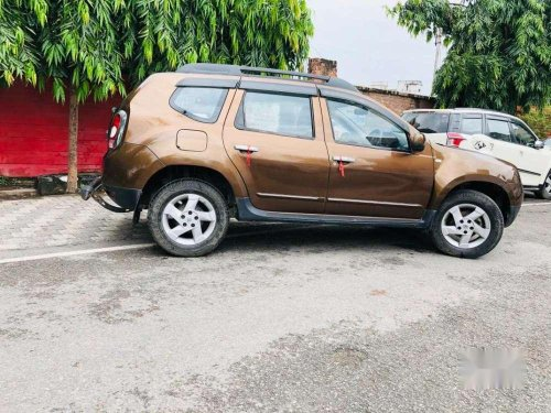 Used Renault Duster 85 PS RXZ, 2014 MT for sale in Varanasi