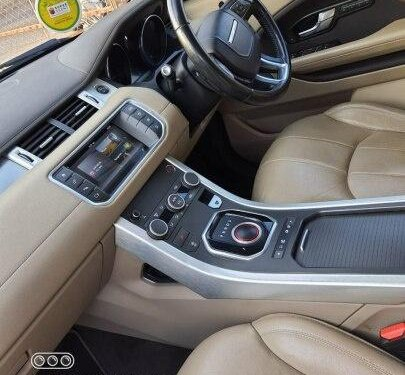 Land Rover Range Rover Evoque 2015 AT in Ahmedabad