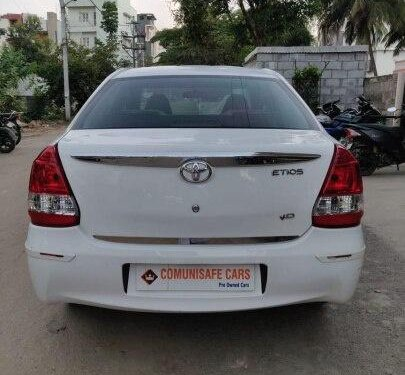 Used 2013 Toyota Platinum Etios MT for sale in Bangalore -4