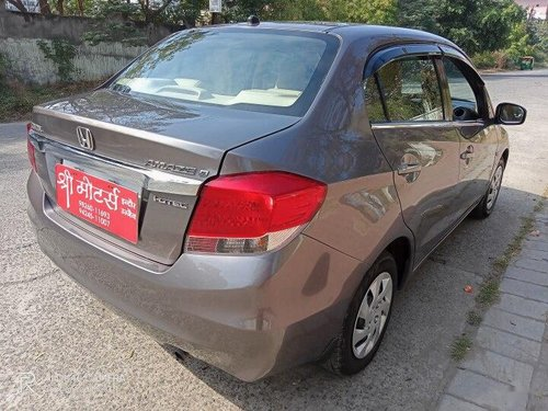Used 2013 Honda Amaze MT for sale in Indore