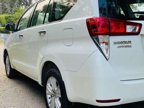 2017 Toyota Innova Crysta MT for sale in Gurgaon