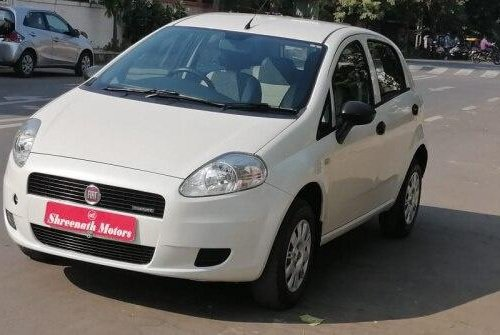 Fiat Punto 1.3 Active 2014 MT for sale in Ahmedabad