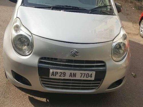 Used 2010 Maruti Suzuki A Star MT for sale in Hyderabad