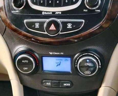 Hyundai Verna 1.6 CRDi, 2013, MT for sale in Ahmedabad