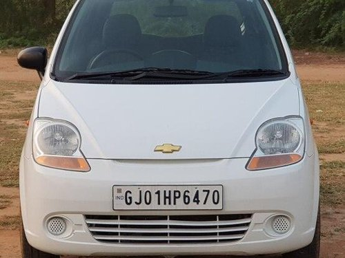 Used Chevrolet Spark 1.0 LS 2008 MT for sale in Ahmedabad