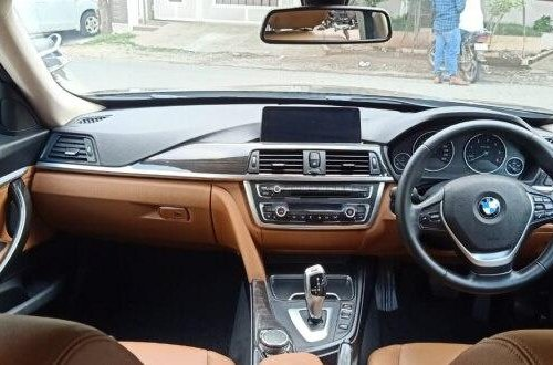 Used BMW 3 Series GT Sport 2016 AT for sale in Coimbatore