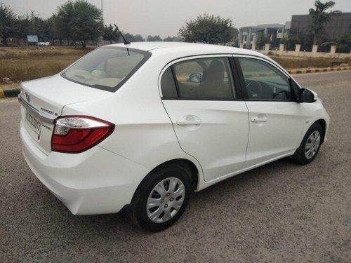 Used Honda Amaze S Option i-VTEC 2017 MT in Faridabad