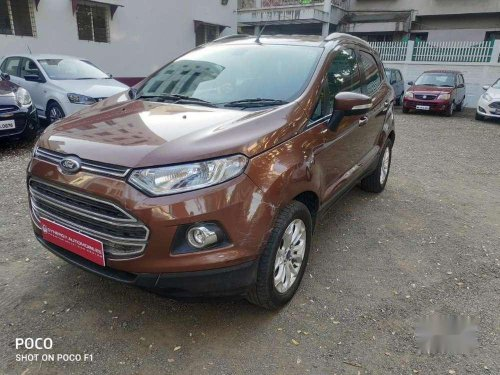 Used 2016 Ford EcoSport MT for sale in Nashik