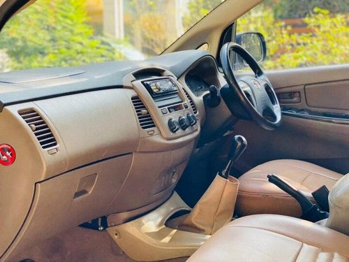 Toyota Innova 2.5 GX (Diesel) 7 Seater 2016 MT in Bangalore