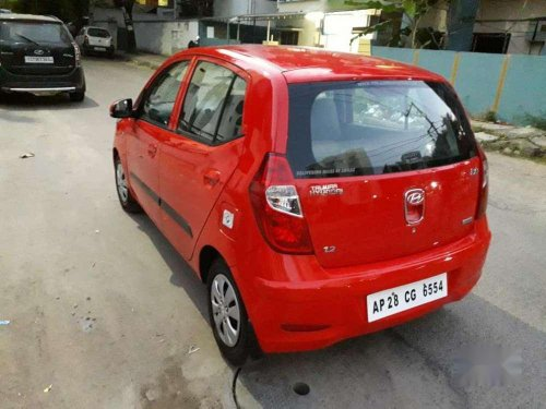 Hyundai I10 Magna 1.2, 2011, MT for sale in Hyderabad