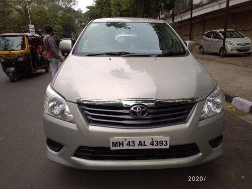 Used 2012 Toyota Innova MT for sale in Mumbai