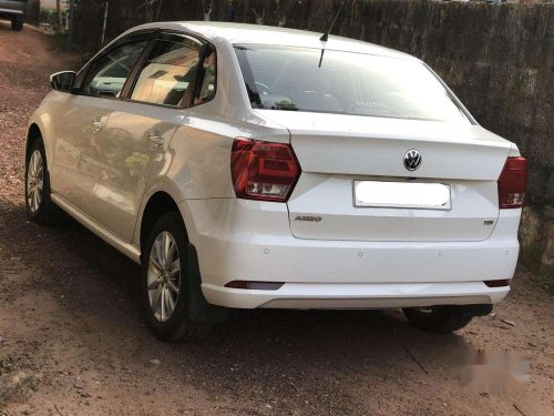 Used Volkswagen Ameo 2017 MT for sale in Kollam