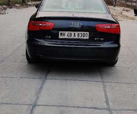 Used Audi A6 2.0 TDI 2012 AT for sale in Mumbai