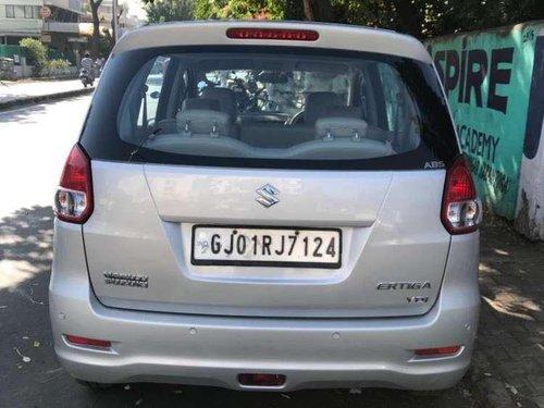 Maruti Suzuki Ertiga VDi, 2015, MT for sale in Ahmedabad