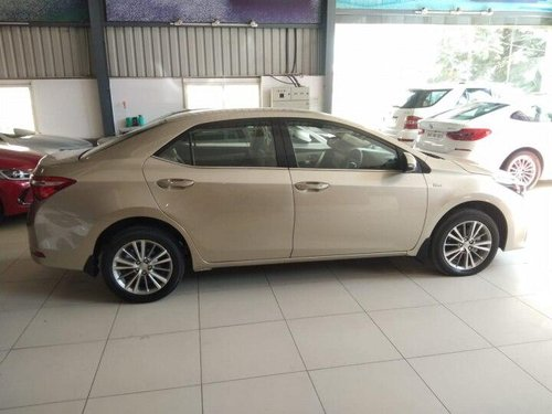 Toyota Corolla Altis VL AT 2016 AT for sale in Bangalore
