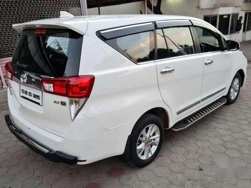 Toyota INNOVA CRYSTA 2.4 GX, 2017, MT in Hyderabad
