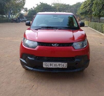 Used Mahindra KUV100 NXT 2016 MT in New Delhi