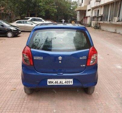 Used Maruti Suzuki Alto 800 LXI 2015 MT for sale in Mumbai