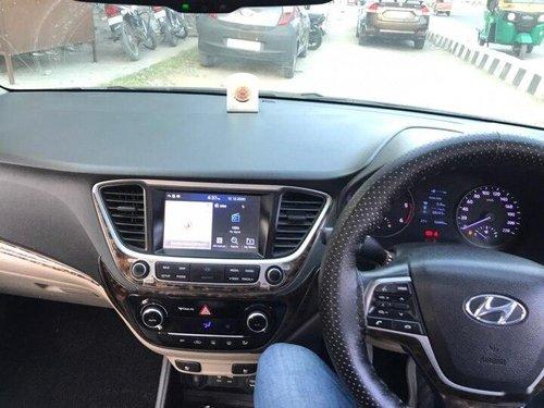 Hyundai Verna 1.6 CRDI SX Option 2017 MT for sale in Jaipur
