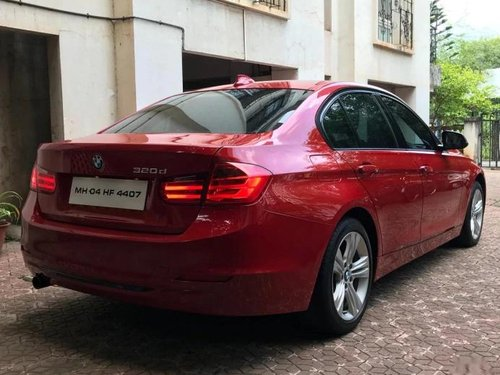 Used BMW 3 Series 320d Sport Line 2016 AT in Pune