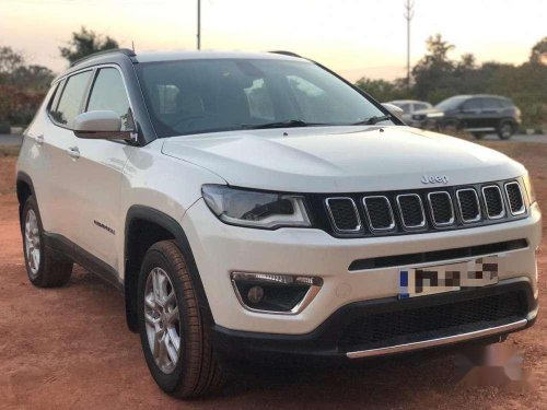 Used Jeep Compass 2.0 Limited Option 2018 MT for sale in Goa