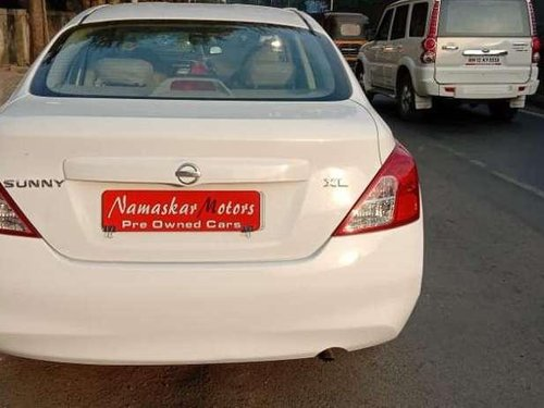 Used Nissan Sunny XL 2013 MT for sale in Pune