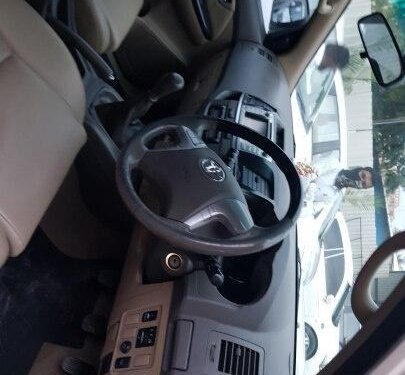 Used Toyota Fortuner 2013 MT for sale in Pune