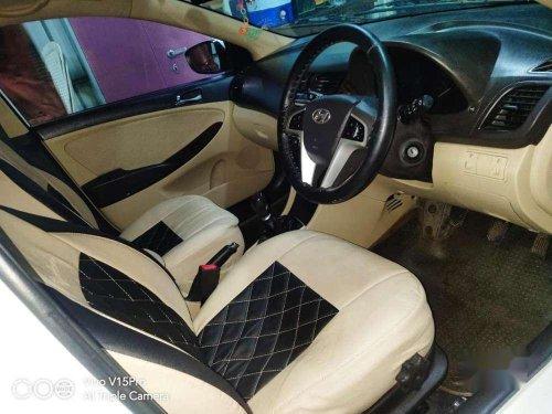 Used 2012 Hyundai Verna MT for sale in Nagpur