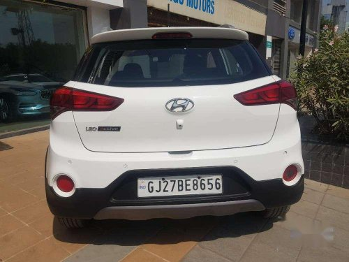 Used Hyundai i20 Active 2017 MT for sale in Ahmedabad