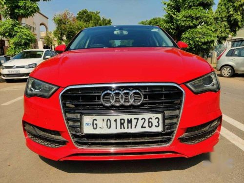 Audi A3 35 TDI Attraction, 2015, AT in Ahmedabad